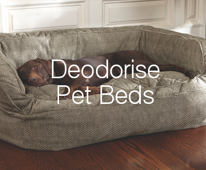 Deodorise Pet Beds